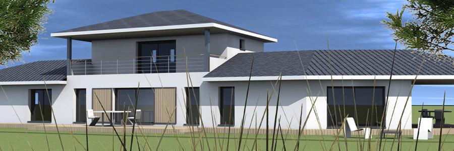 Construction Maison, Le Pian Médoc (2013)
