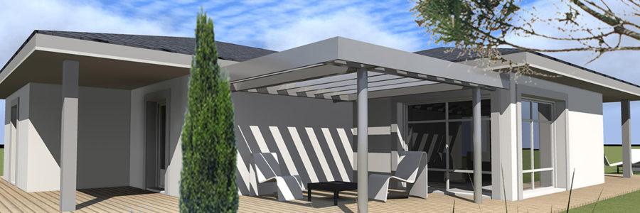 Extension Restructuration Maison, Cantenac (2013)