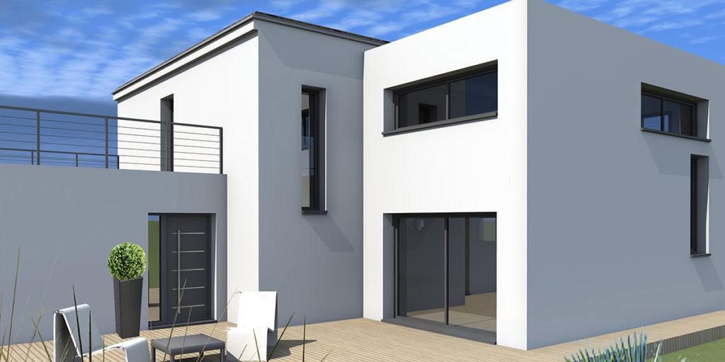 Rénovation Extension Maison, Le Bouscat (2016), Permis de construire, Marie-Pierre Amar Architecte DPLG, Le Pian Médoc