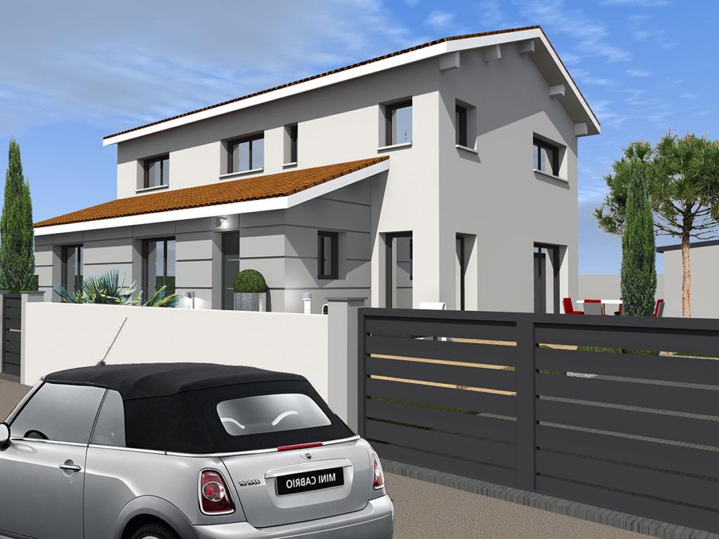 extension restructuration maison individuelle le bouscat 2019 marie-pierre amar architecte 03